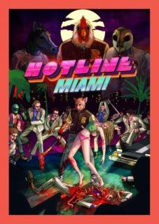 Hotline Miami Poster