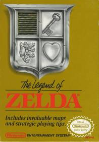 Zelda Front Cover