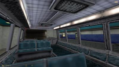 Half-Life Train