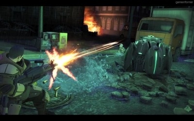 XCOM Action
