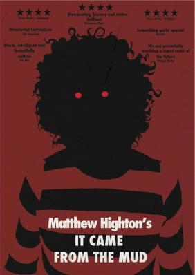 Matt H Edinburgh Poster