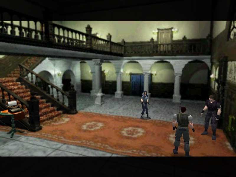 Straszne i ciekawe Resident Evil