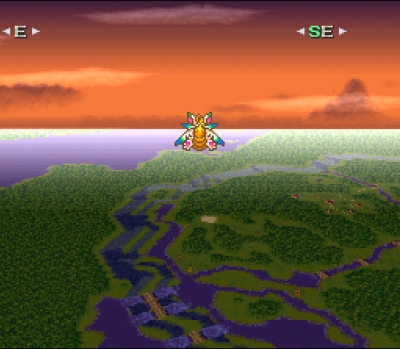 Secret Of Mana Flammie