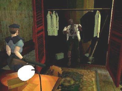 Zombie Wardrobe