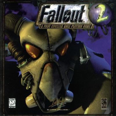 Fallout 2 Box Art
