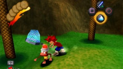 Ape Escape Net