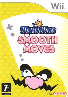 WarioWare Box Art