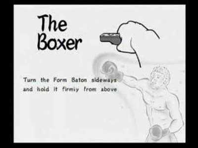 WarioWare The Boxer