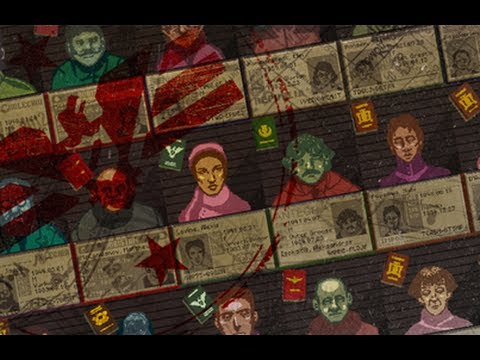 Papers, Please Faces
