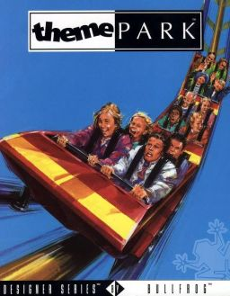 Theme Park Box Art