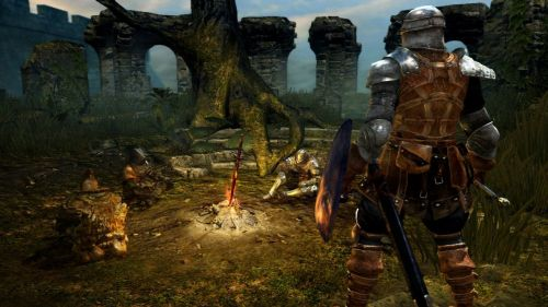 Dark Souls Campfire