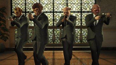 GTA Heist